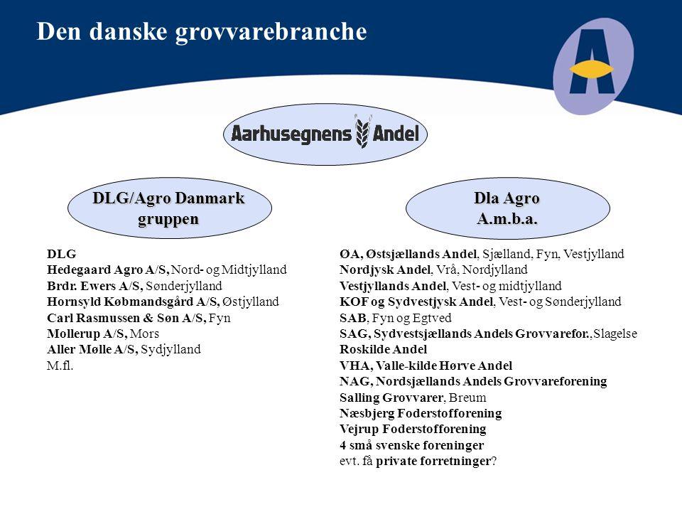 Den danske grovvarebranche