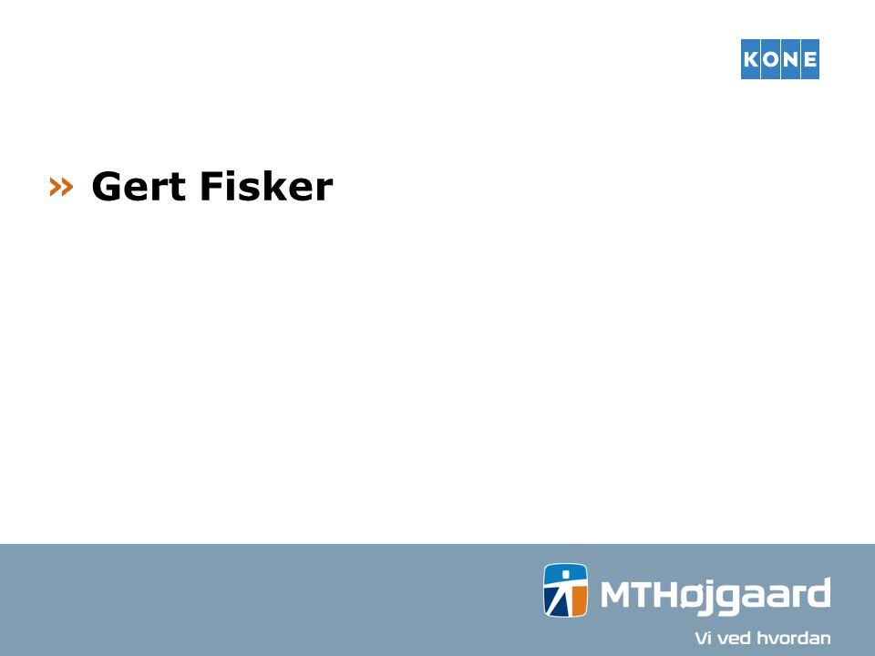 Gert Fisker Tekst