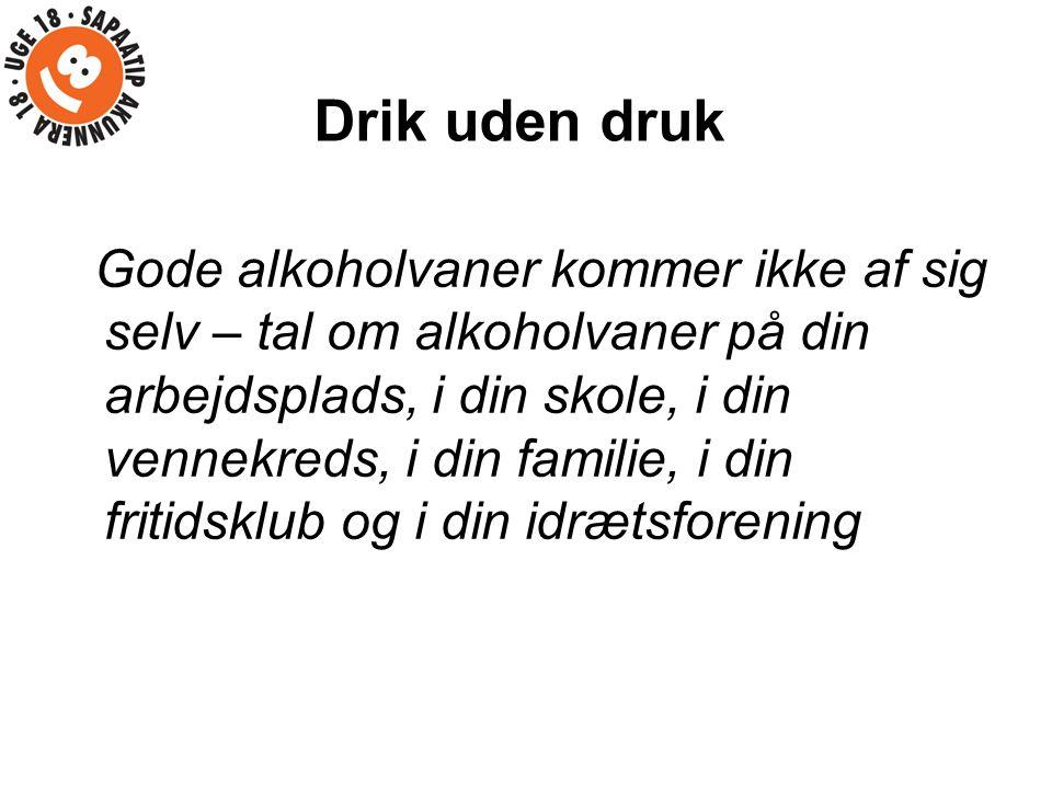 Drik uden druk