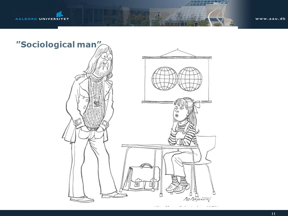 Sociological man
