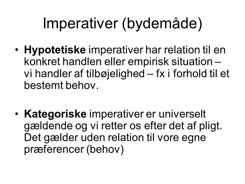 Imperativer (bydemåde)