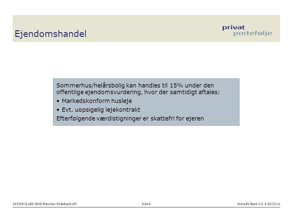 Arveplanlægning Nykredit Bank A/S 4/3/ ppt video online download