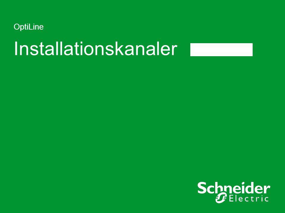 Installationskanaler