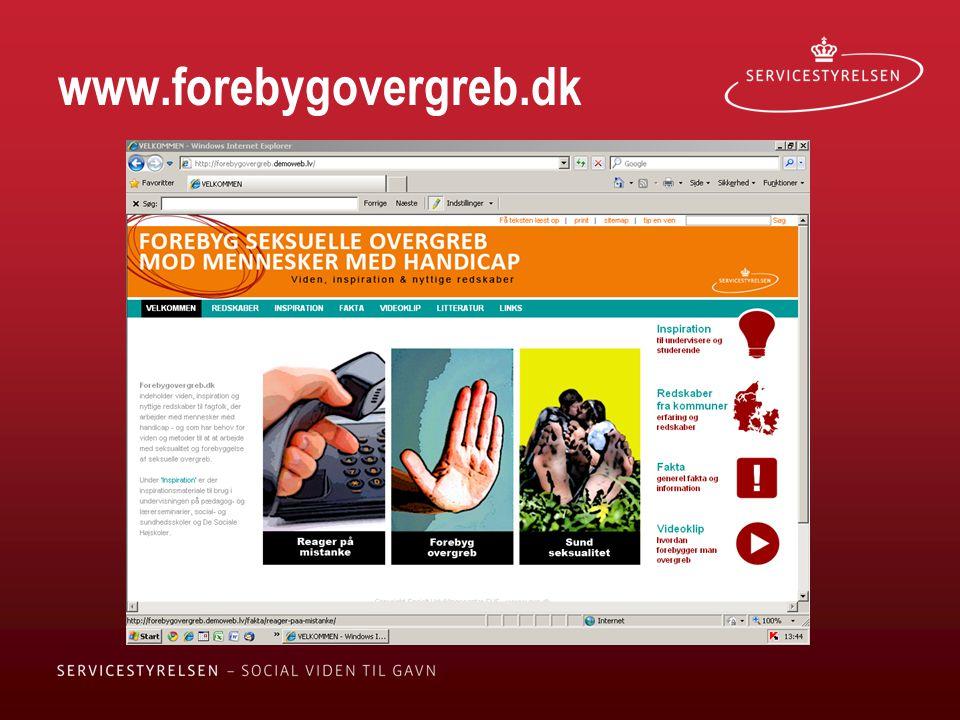 www.forebygovergreb.dk 18