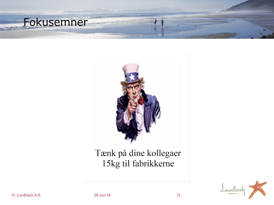 Fokusemner H. Lundbeck A/S 3-Apr-17 12