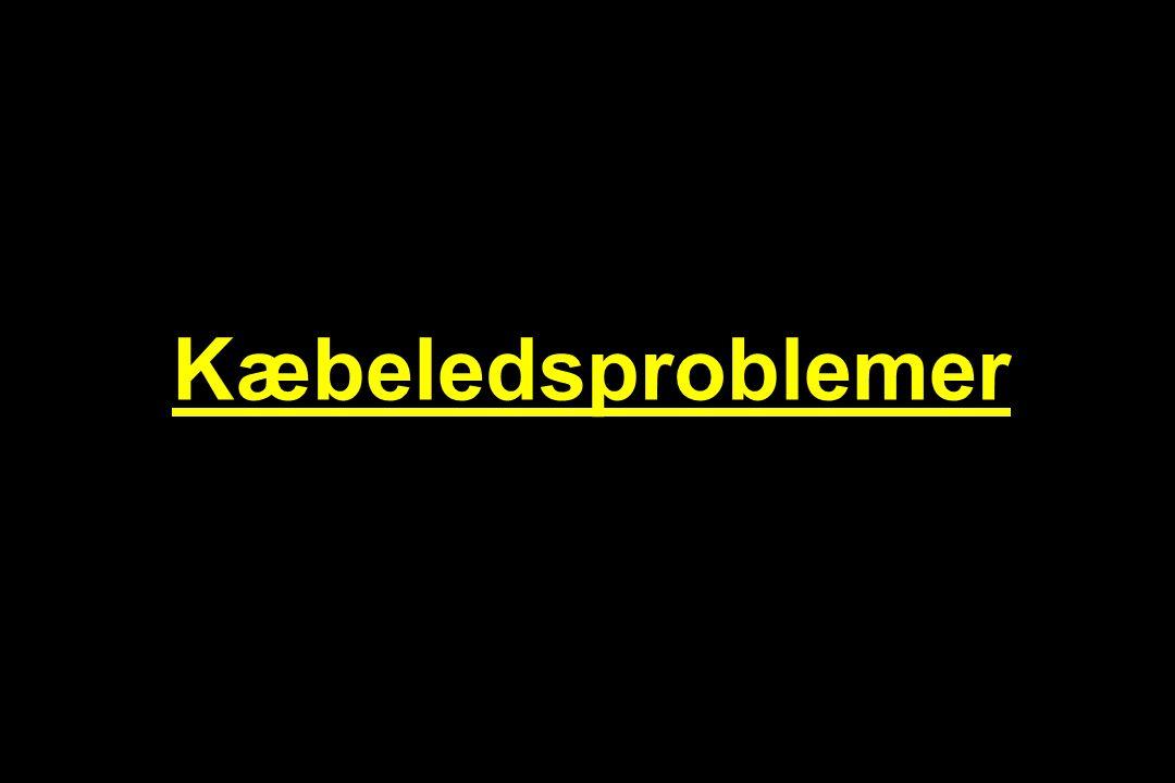 Kæbeledsproblemer