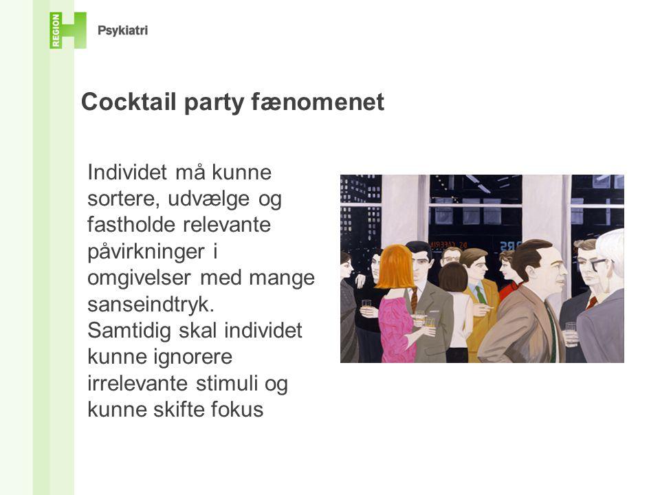 Cocktail party fænomenet