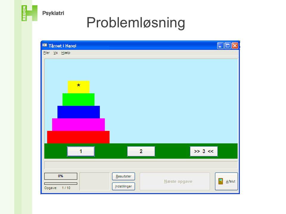 Problemløsning