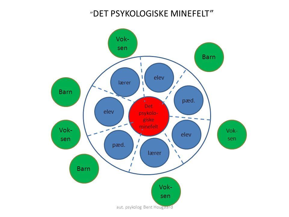 DET PSYKOLOGISKE MINEFELT
