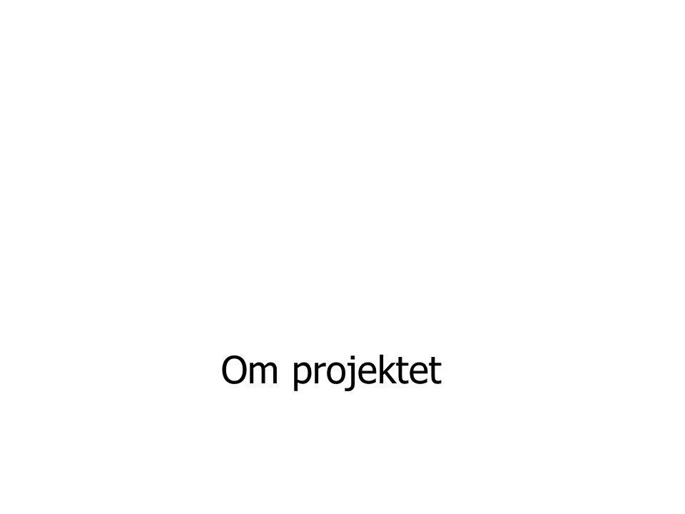 Om projektet