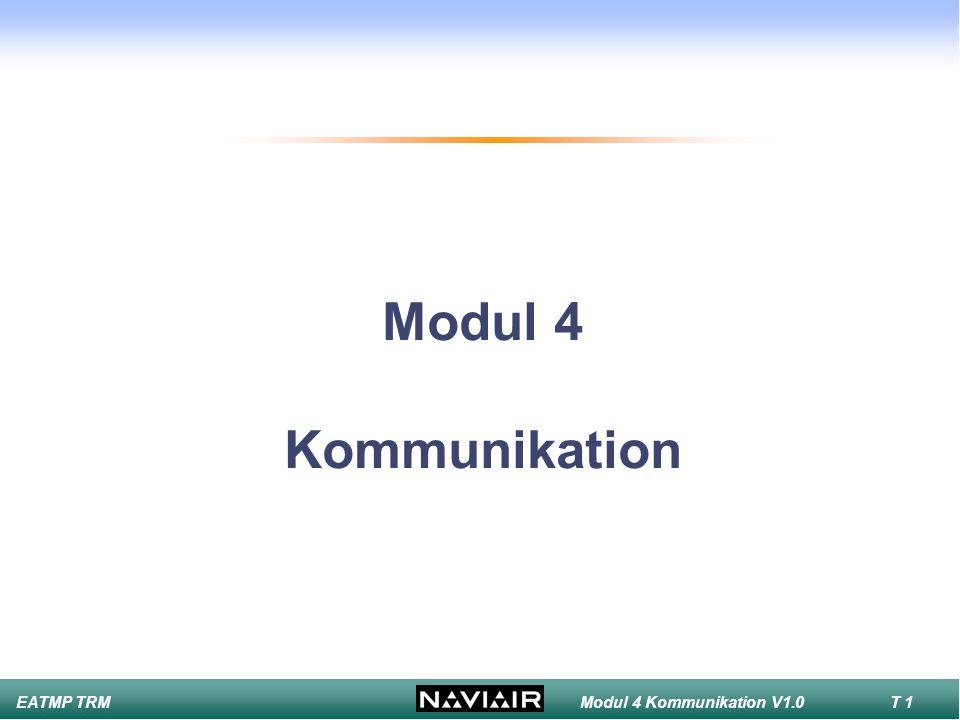 Modul 4 Kommunikation Dette modul fokusere på kommunikation.
