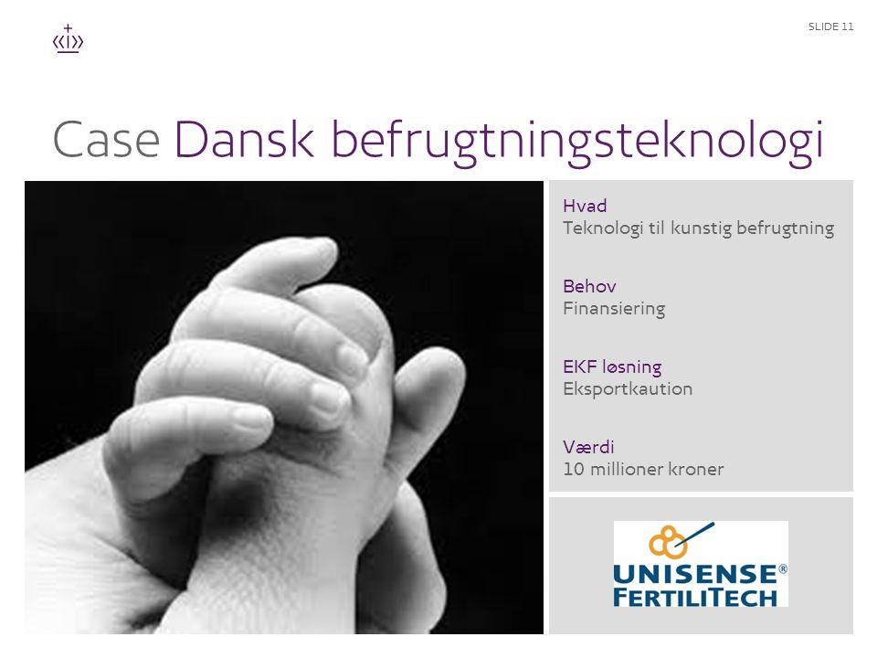 Dansk befrugtningsteknologi