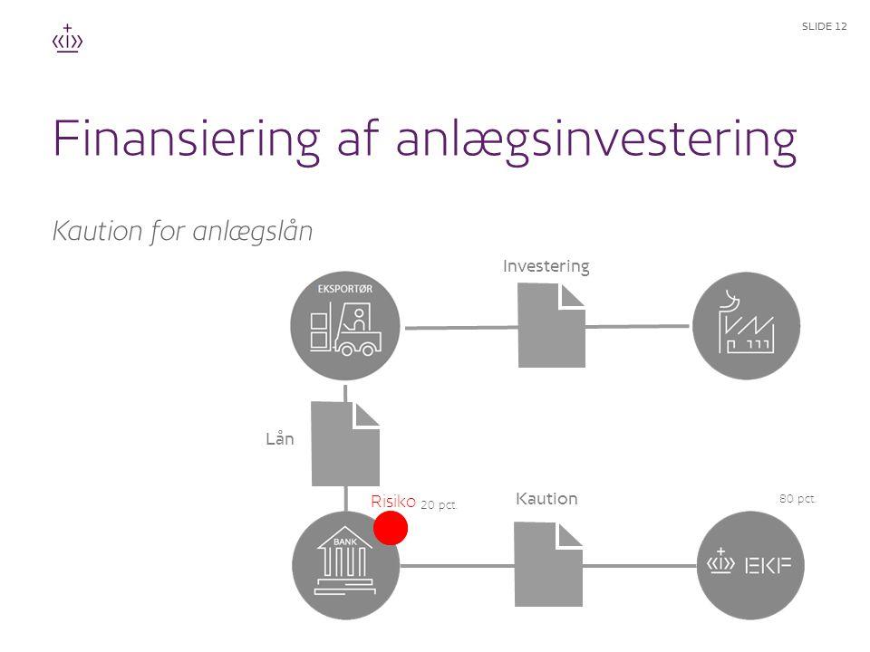 Finansiering af anlægsinvestering