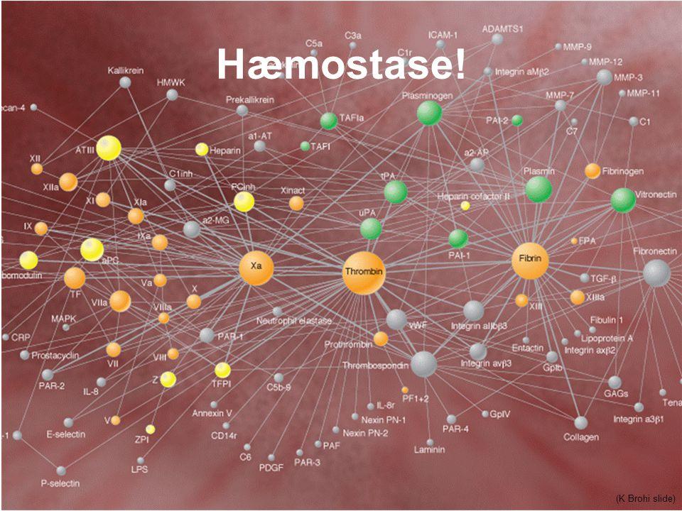 Hæmostase! (K Brohi slide)