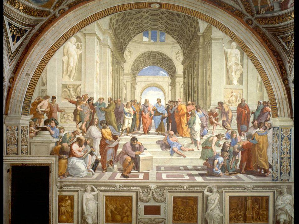Rafael: Skolen i Athen (1509-10)