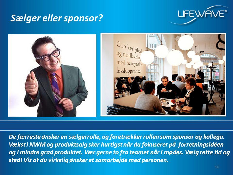 Sælger eller sponsor