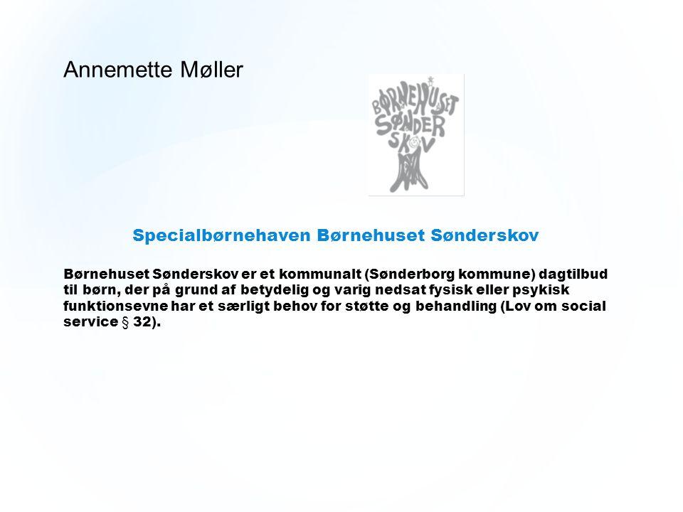 Specialbørnehaven Børnehuset Sønderskov
