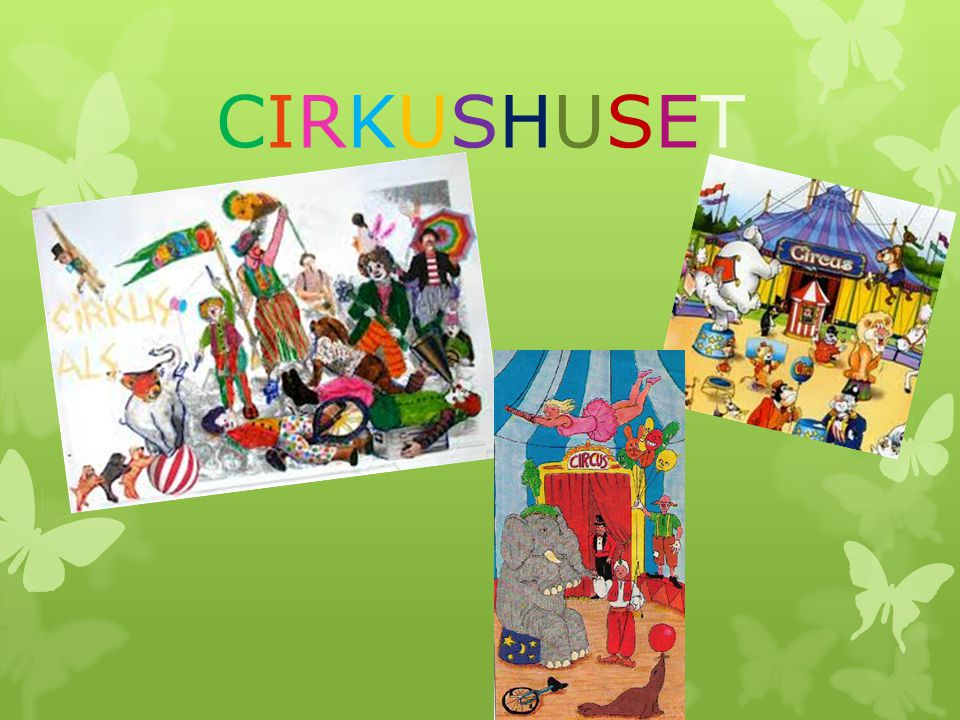 CIRKUSHUSET Cirkus- bevægelse, inklusion, socialtsammenspil, sjov/leg, udvikler sig motorisk,