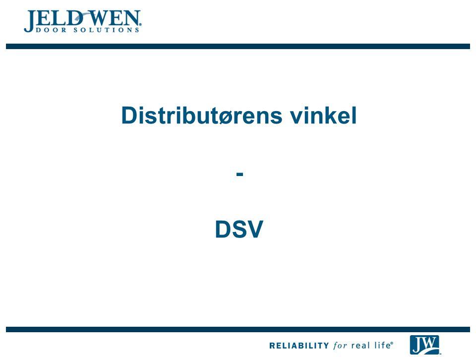 Distributørens vinkel