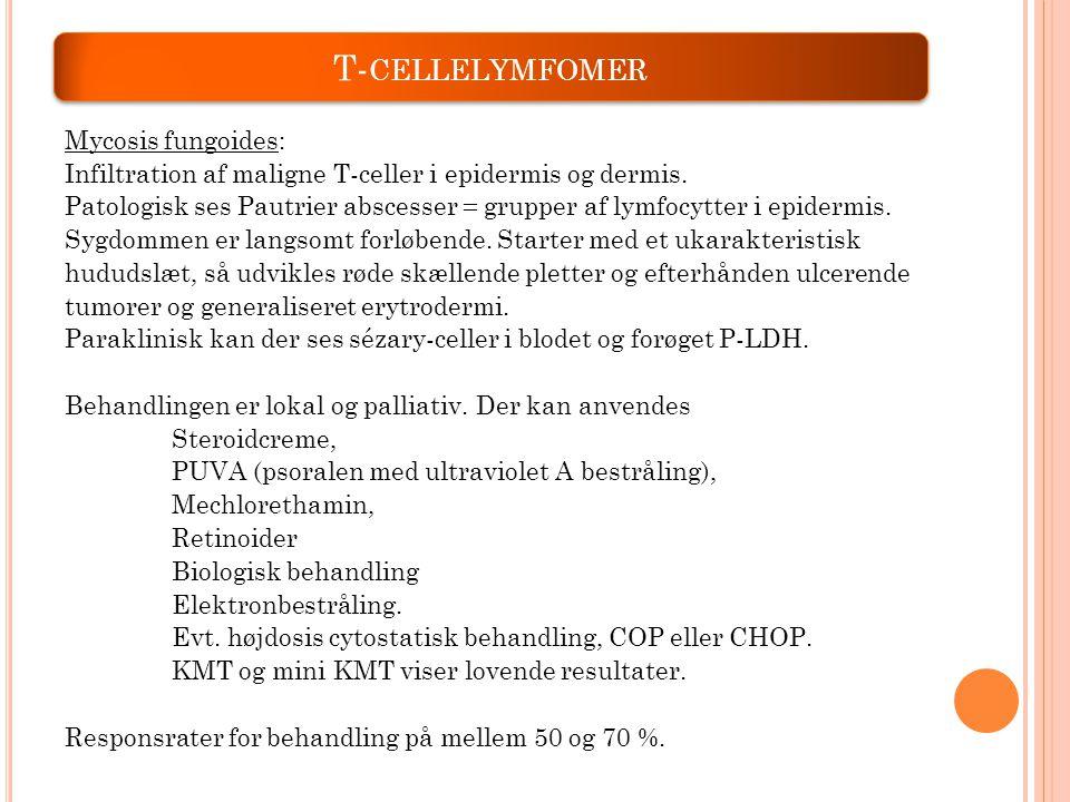 T-cellelymfomer