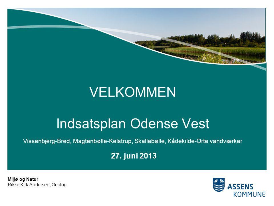 Miljø og Natur Rikke Kirk Andersen, Geolog