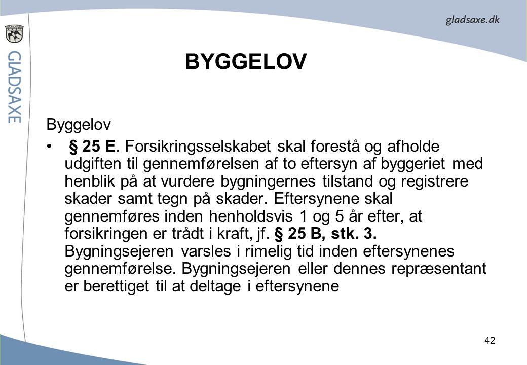 BYGGELOV Byggelov.
