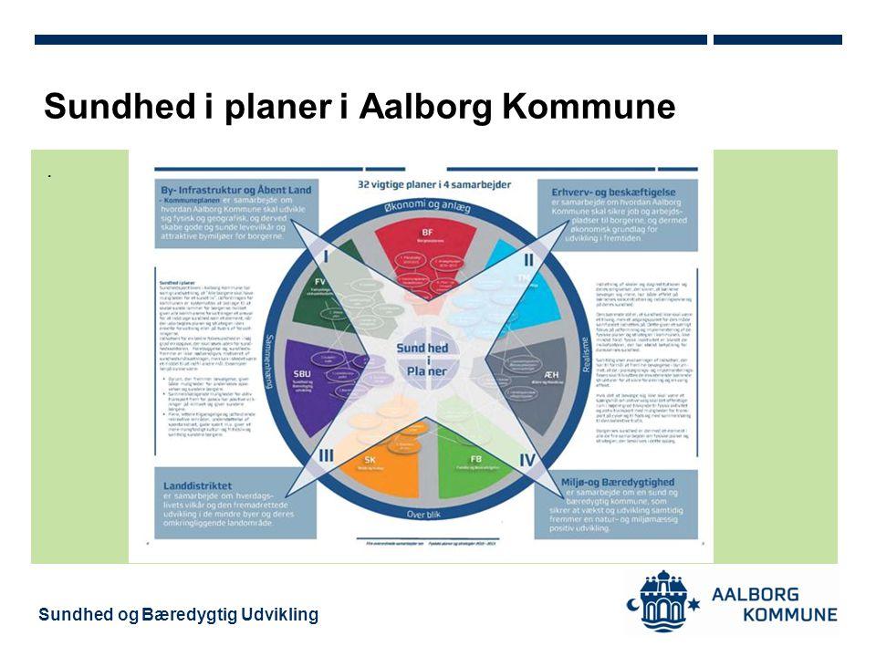 Sundhed i planer i Aalborg Kommune