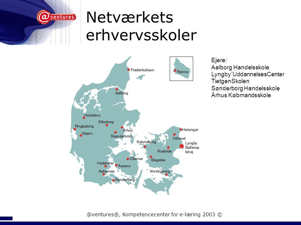 Netværkets erhvervsskoler