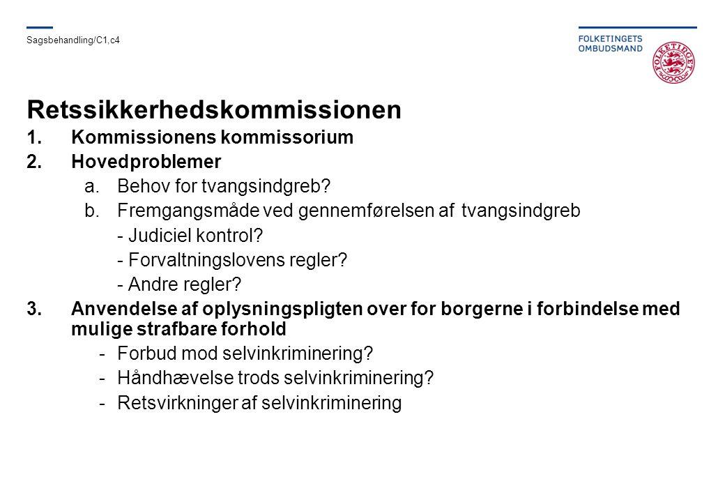 Retssikkerhedskommissionen
