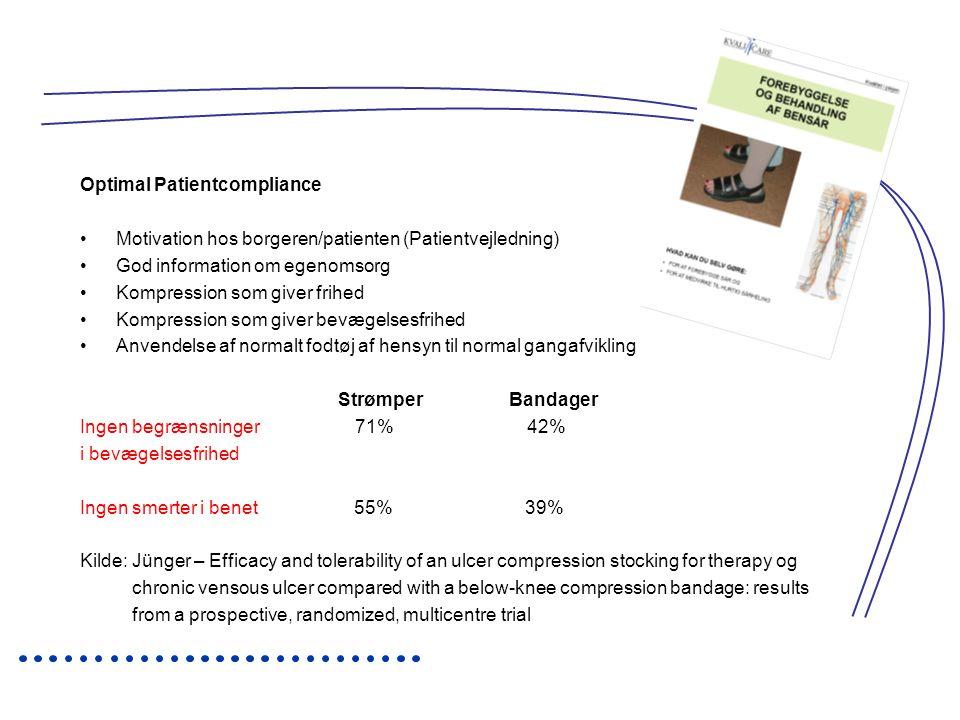Optimal Patientcompliance