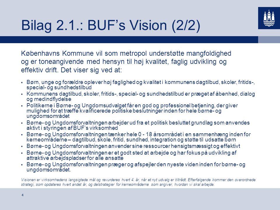 Bilag 2.1.: BUF's Vision (2/2)