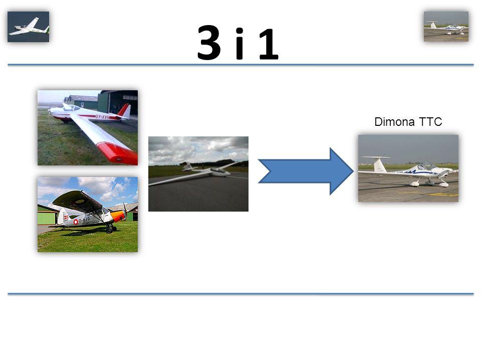 3 i 1 Dimona TTC