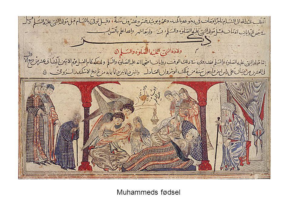 Muhammeds fødsel