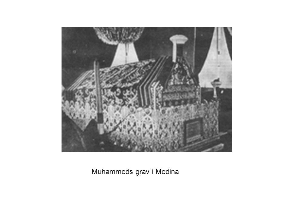 Muhammeds grav i Medina