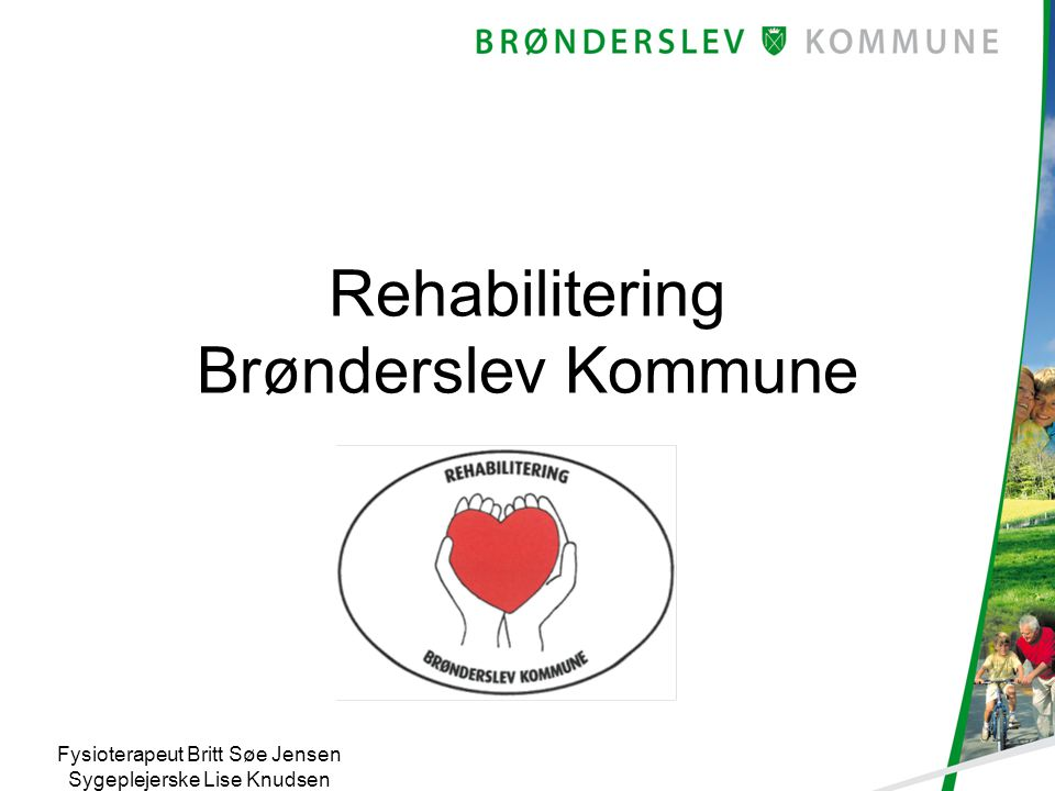 Rehabilitering Brønderslev Kommune