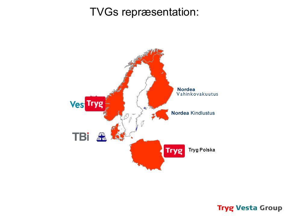 TVGs repræsentation: Tryg Polska Hvor er det så lige - vi bor: