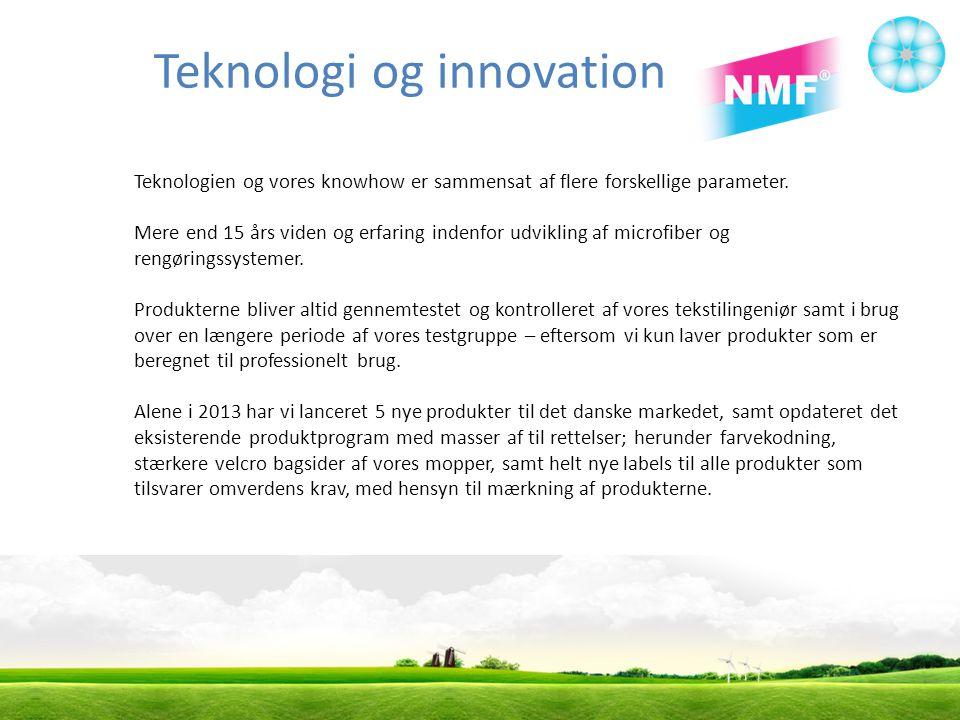 Teknologi og innovation