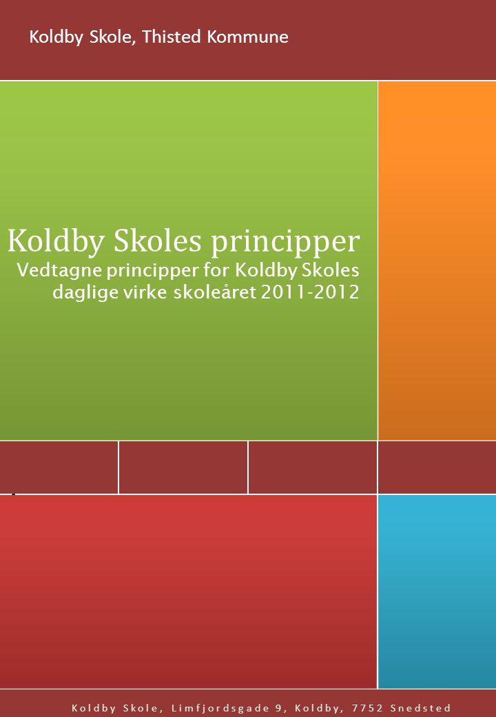 Koldby Skole, Limfjordsgade 9, Koldby, 7752 Snedsted