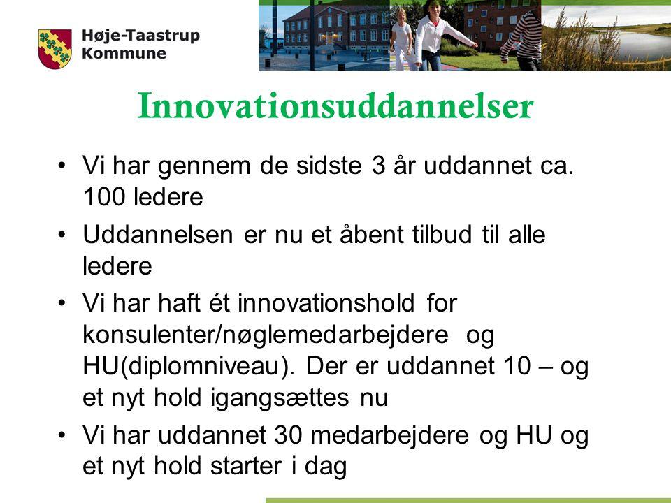 Innovationsuddannelser