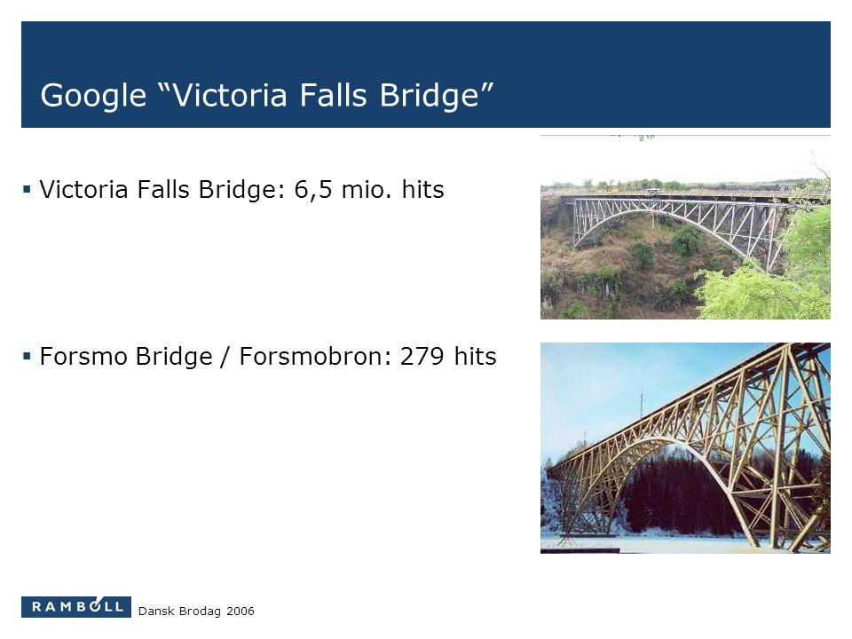 Google Victoria Falls Bridge