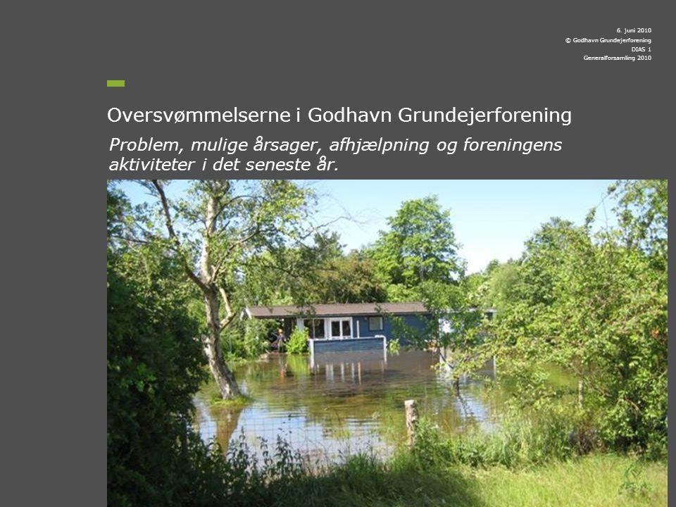 Oversvømmelserne i Godhavn Grundejerforening