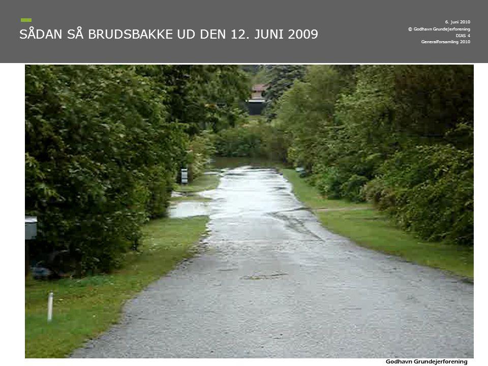 SÅDAN SÅ BRUDSBAKKE UD DEN 12. JUNI 2009