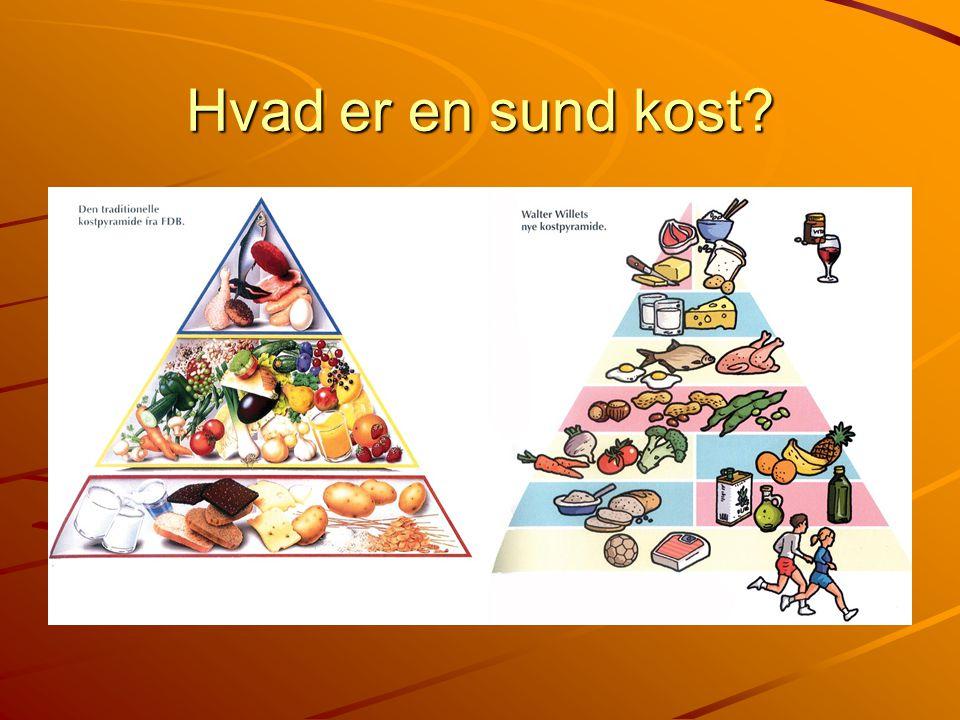 Hvad er en sund kost