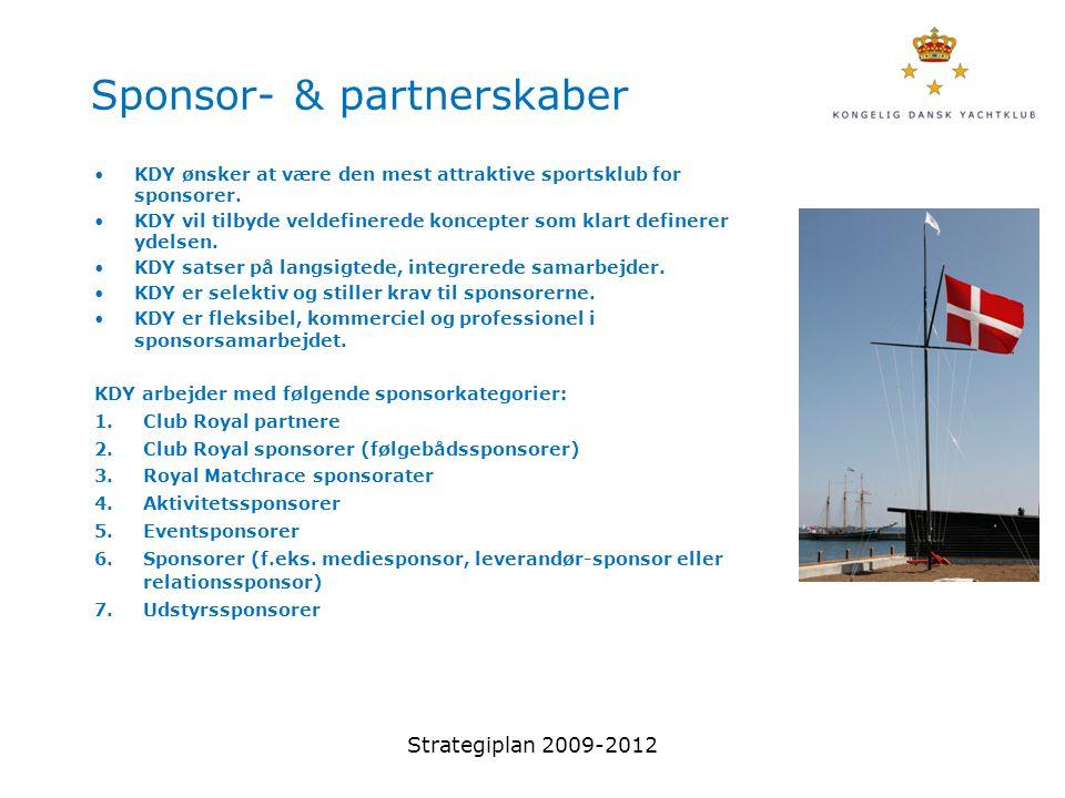Sponsor- & partnerskaber