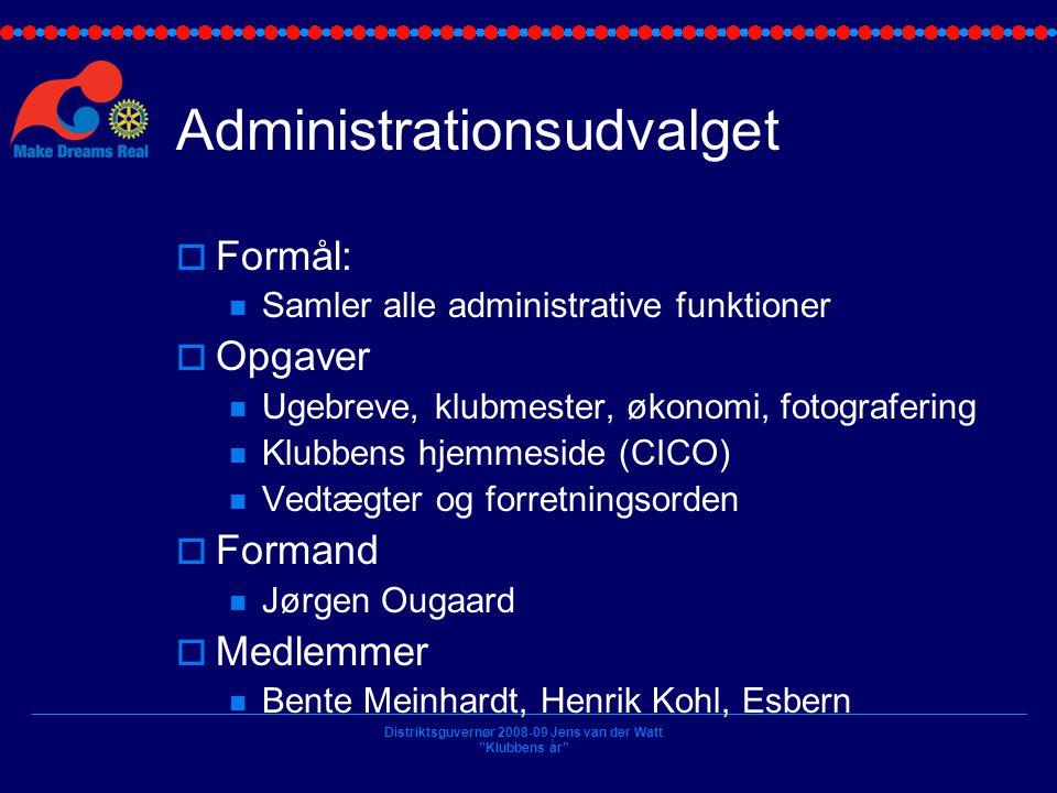 Administrationsudvalget