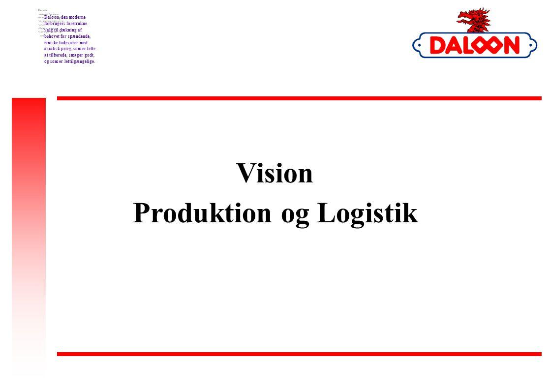 Produktion og Logistik