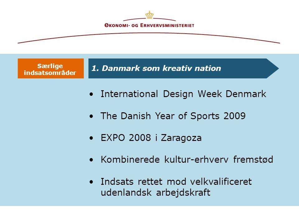 International Design Week Denmark The Danish Year of Sports 2009