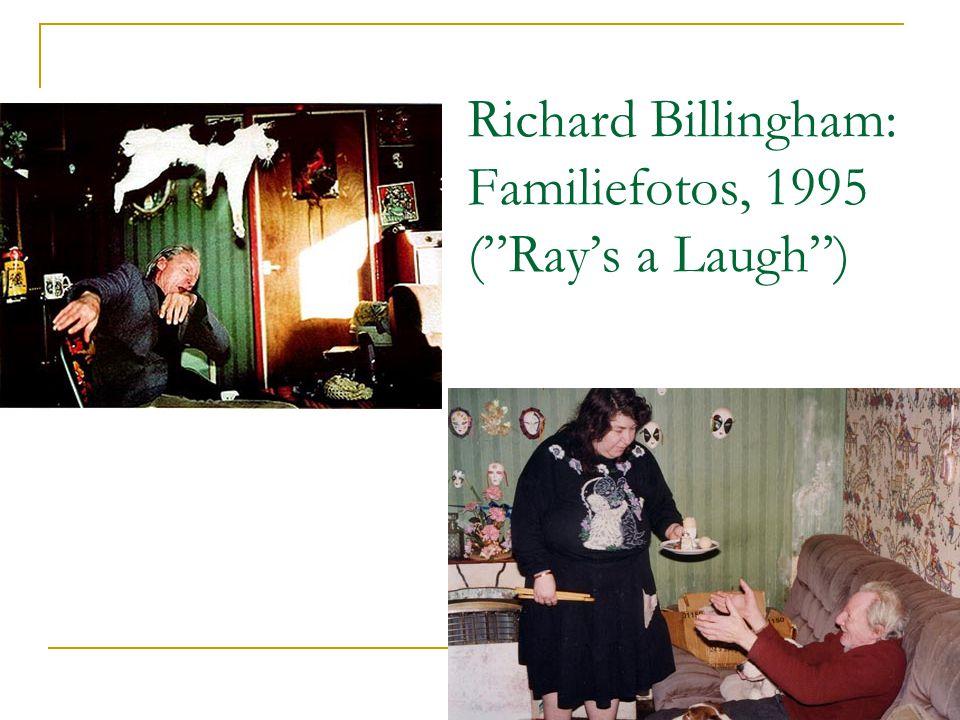 Richard Billingham: Familiefotos, 1995 ( Ray's a Laugh )