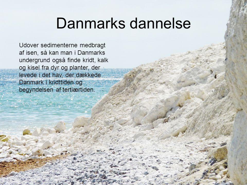 Danmarks dannelse