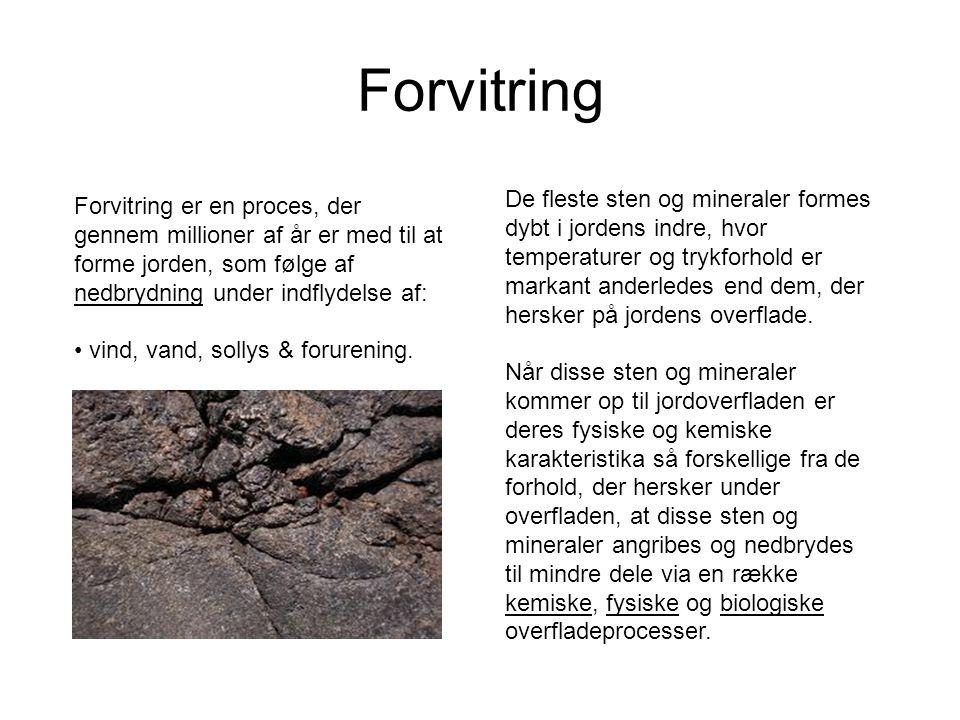 Forvitring